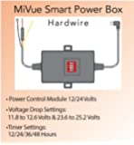 Mio Smartbox Hardwire Kit for all MiVue Car Dash Cams Cameras DVR Recorders
