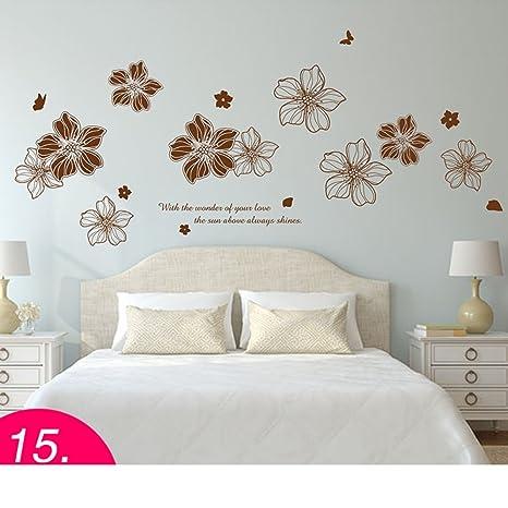 Amazon Com Ss Ll Bedroom Warm Wall Stickers Decorative