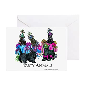 Cafepress scottish terrier birthday greeting card note card cafepress scottish terrier birthday greeting card note card birthday card blank m4hsunfo