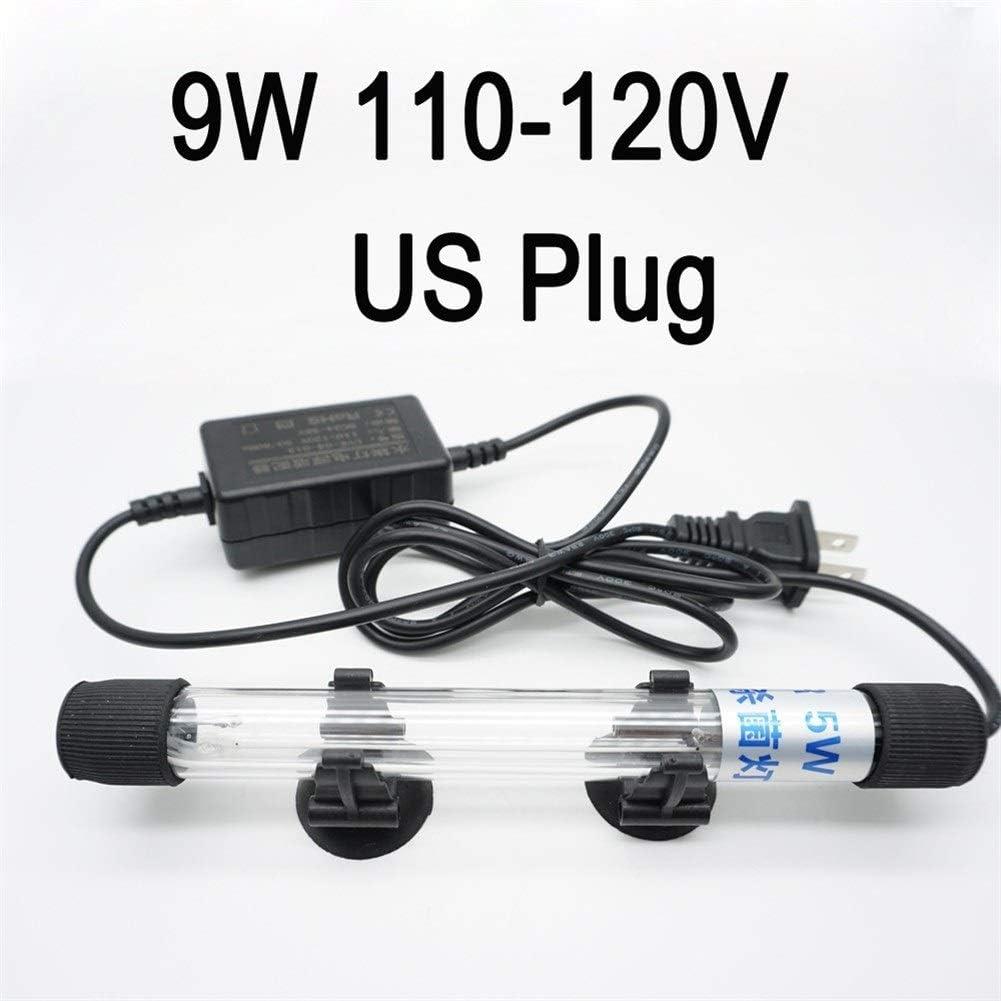 WML-LUZ Acuario UVC Lámpara Luces Esterilizador UV Lámpara Acuario ...
