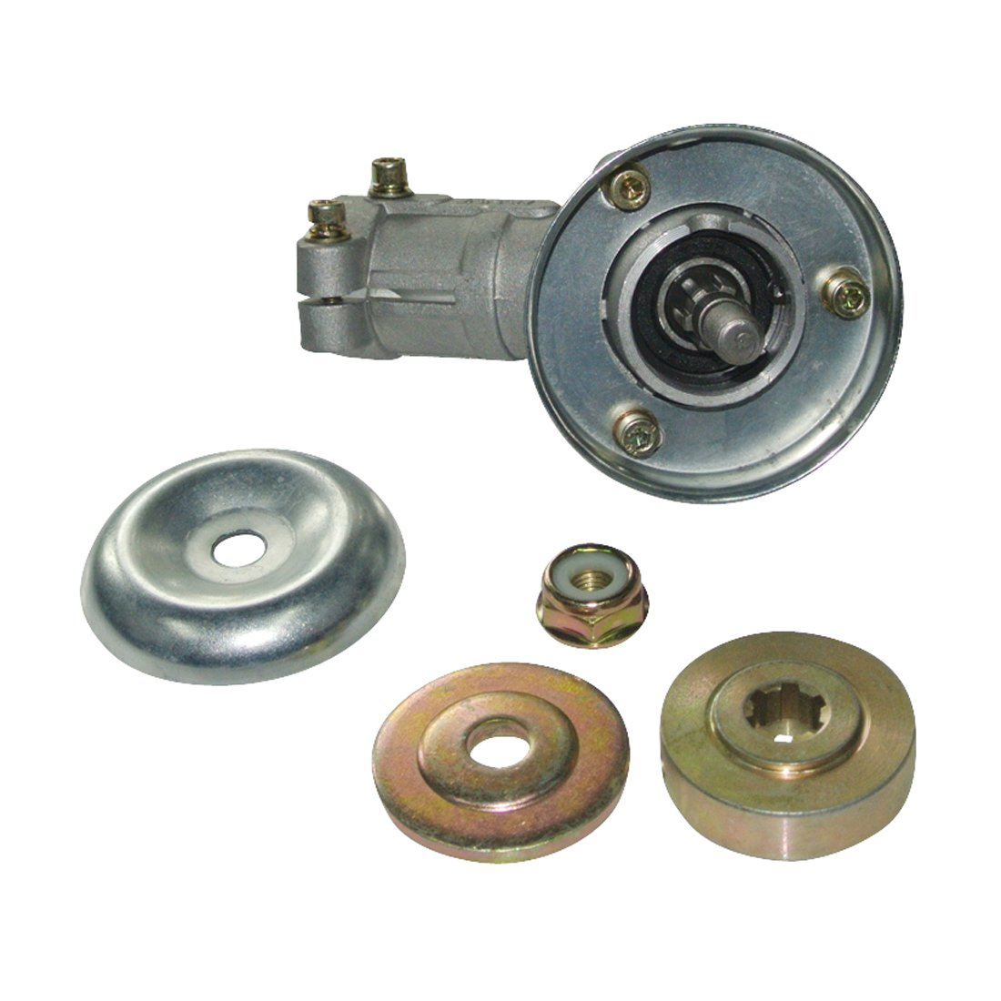 Amazon.com : sthus Gearhead Gearbox 26MM Square Fits for ...