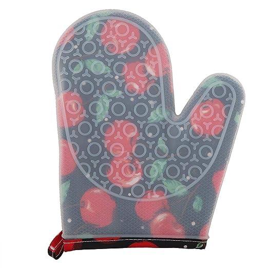 Bicaquu 1Pcs Horno De Microondas Antideslizante Resistente Al ...