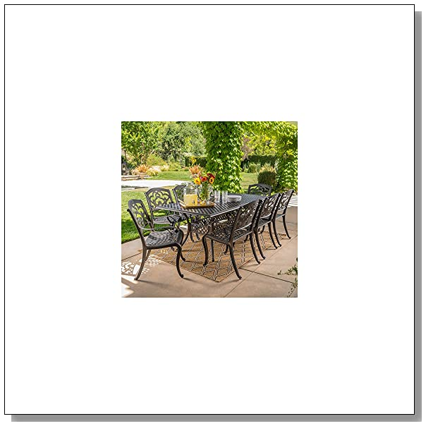 What Type Of Patio Furniture To Use In A Windy Area Blue