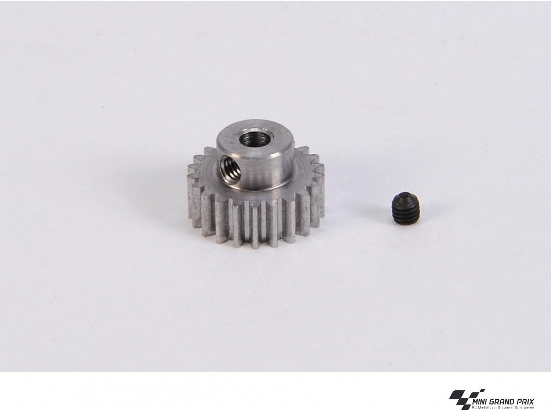Carson 500013431 Motor Sprocket 23 Teeth M 0.6 Steel