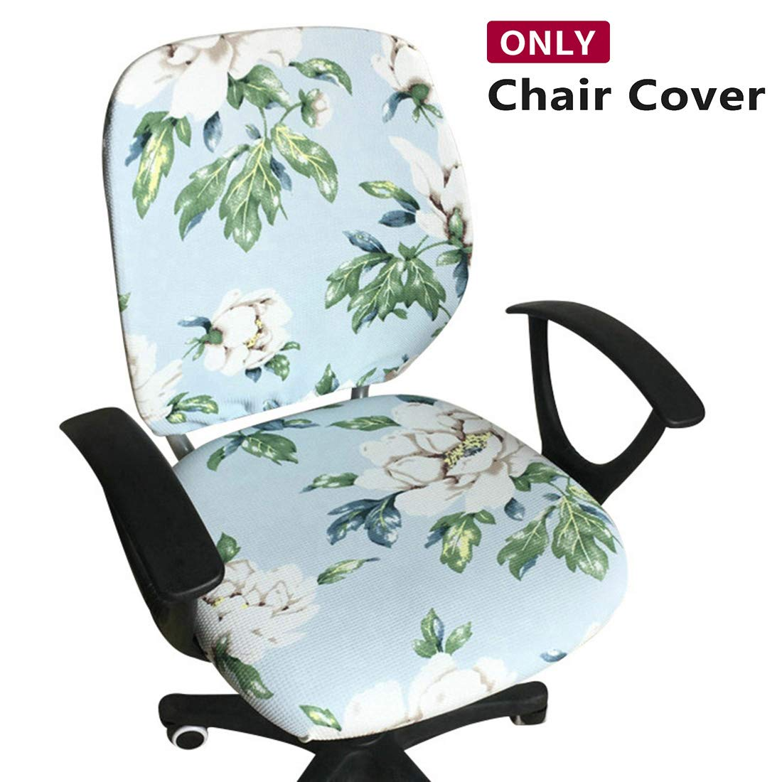 Chair Cover Split Office Computer Chair Seat Cover Elastic Cover Comfortable