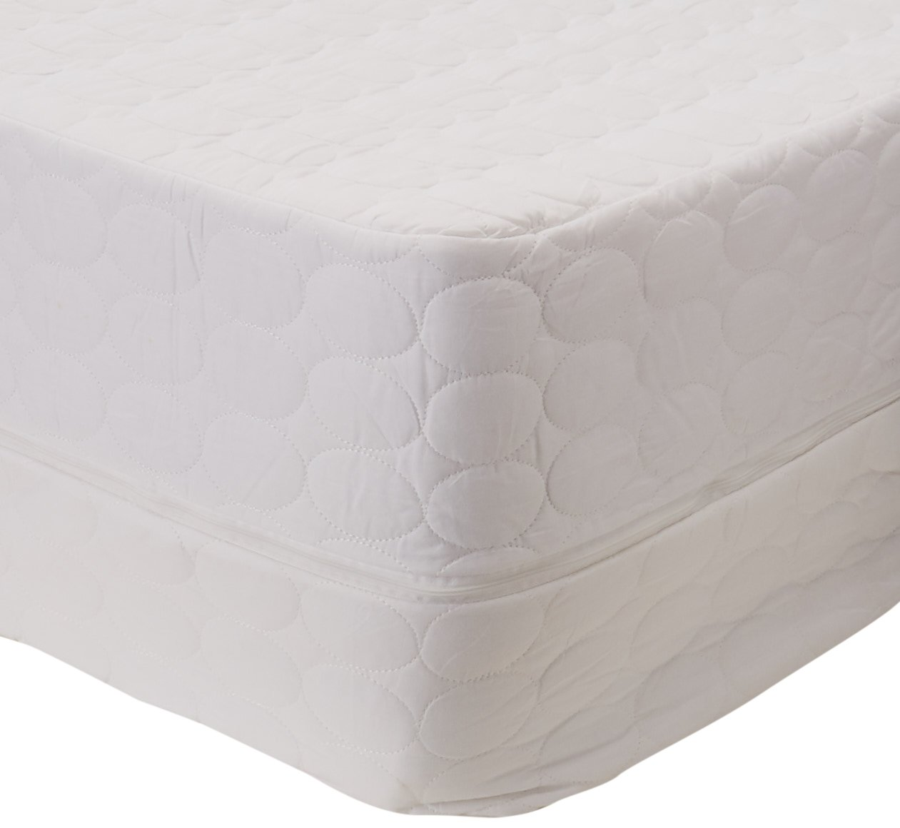 remedy bed bug dust mite cotton mattress protector queen
