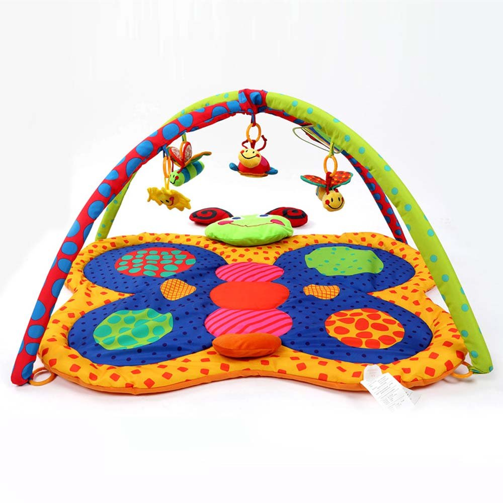 Rich And Thick Baby Game Blanket Game Mat Crawling Mat Crawling Blanket Floor Mat Puzzle Toy Full Moon Gift