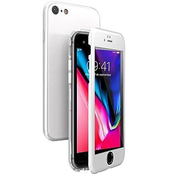 coque iphone 8 2 en 1