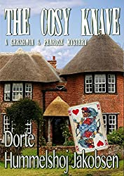 The Cosy Knave (Gershwin & Penrose mystery Book 1)