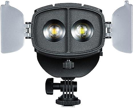 Nanguang cn-20fc LED lámpara de luz de vídeo 3200/5600 K Luz para ...