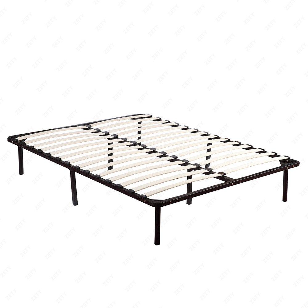 Mecor 14 Inch SmartBase, Mattress Foundation, Platform Bed Frame, Box Spring Replacement, Wooden Slats,Full Size