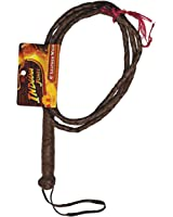 6039; Leather Whip Costume Accessory