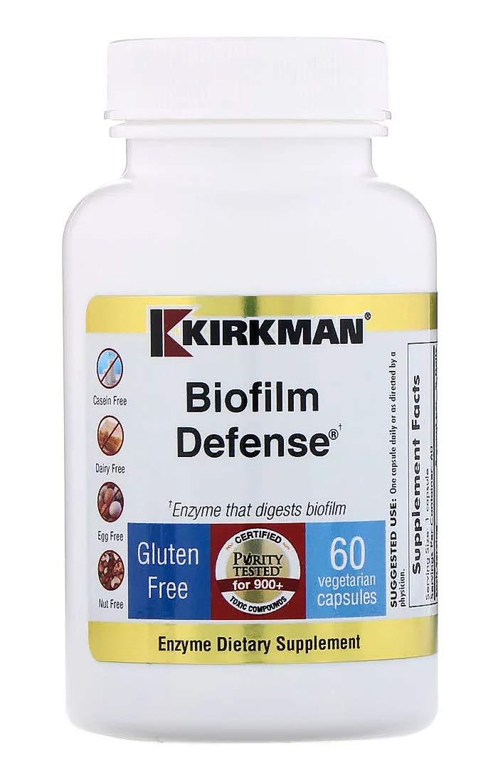 Kirkman Labs- Biofilm Defense 60 caps