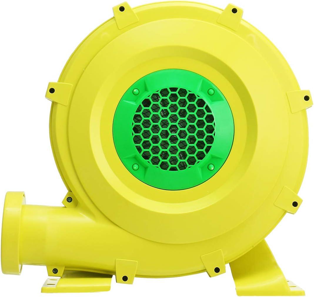 Turbina Inflador, soplador de Castillos hinchables,Motor eléctrico para inflables acuáticos, toboganes, Water Ball, Bumper Ball, zorb Ball, Kayak, Barca Hinchable … (A - Turbina 330W): Amazon.es: Bricolaje y herramientas
