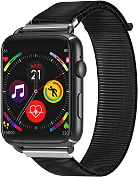 OOLIFENG Android 7.1 OS 4G Smartwatch para Hombres Mujeres, Wi-Fi ...