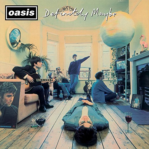 Definitely Maybe [2 LP][Remastered] by VINYL