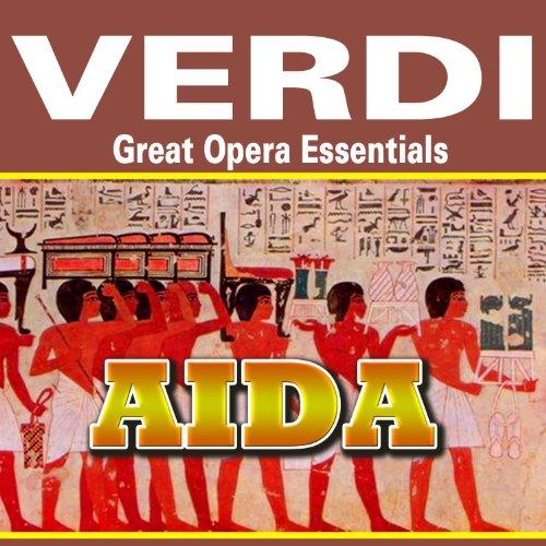 Aida: Act 1. Ei si turba