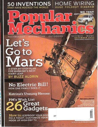 (Popular Mechanics  Vol. 182, No. 12  December 2005)