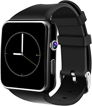 Smartwatch Android, DeYoun Reloj Inteligente Bluetooth Smart Watch ...