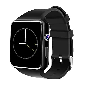 Smartwatch Android, DeYoun Reloj Inteligente Bluetooth Smart ...