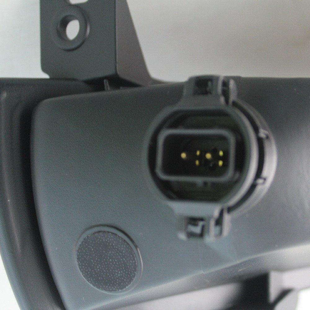 July King LED Tagfahrlicht DRL DRL-J-Compass-17 f/ür Compass 2017+ LED-Tagfahrlicht mit gelber Blinkleuchte