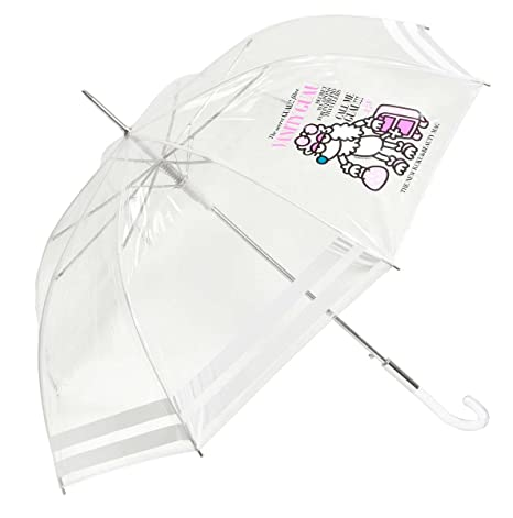 Paraguas Kukuxumusu transparente Vanity Guau