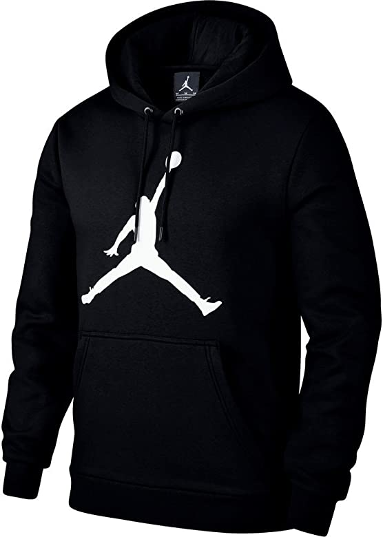 Jordan Flight Jumpman Air Sudadera Fleece Capucha Negroblanco Talla LUzqSVMpG