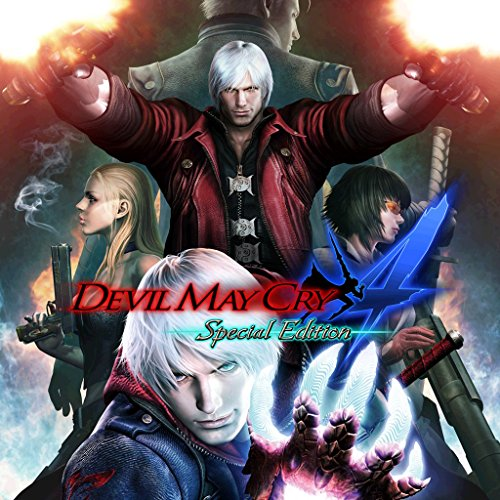 Devil May Cry 4: Special Edition - PS4 [Digital Code]
