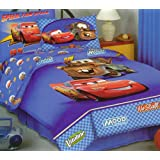 Disney- Cars The World Of Cars Twin Sheet Set