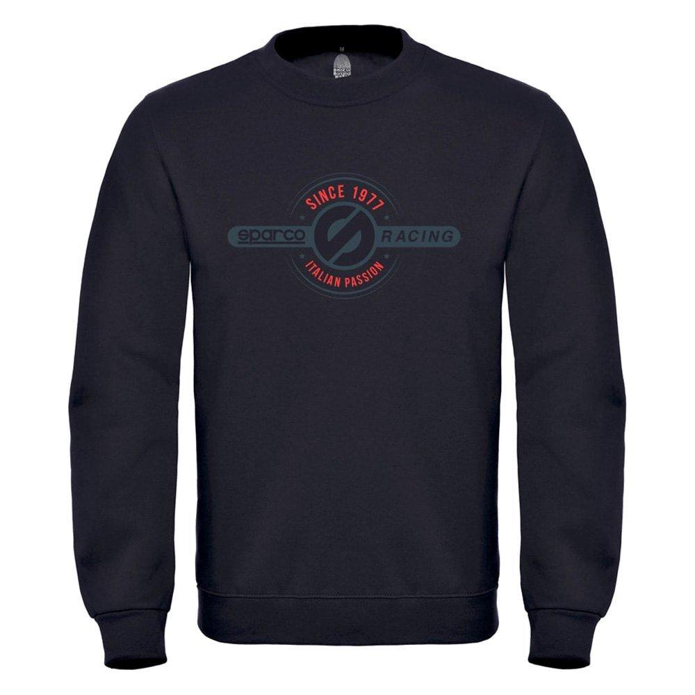 Tshrt 1977 Lrg Black Sparco 01225NR3L T-Shirt