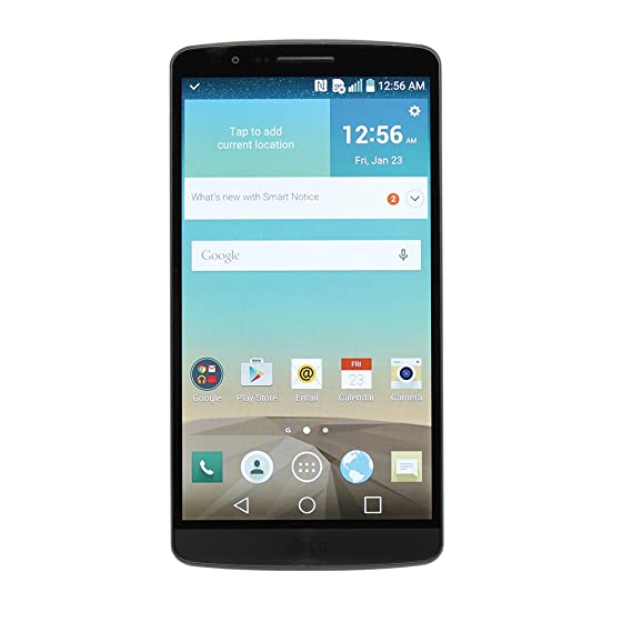 LG G3 D851 32GB Black Smartphone for T-Mobile