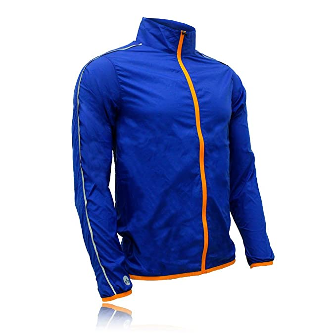 Higher State Lightweight Run Jacket - XXX Large - Blue at Amazon Mens Clothing store: