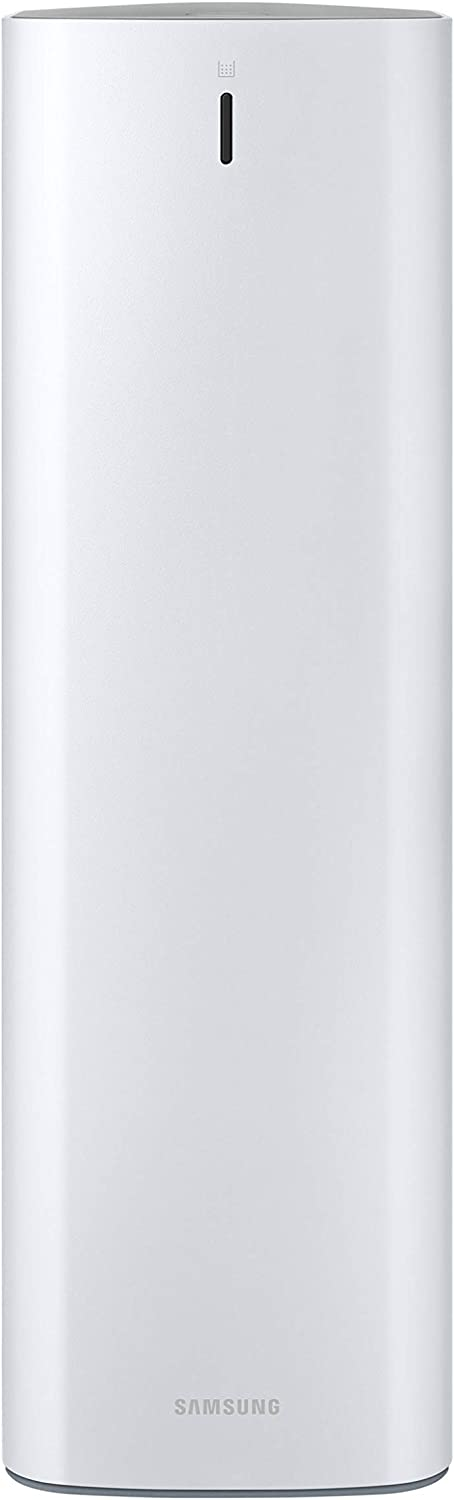 Samsung Jet Stick Samsung Station Vacuum Disposal with Hygienic Cleaning Filter 5-Layer HEPA Filtration Bin That Pairs Traps Ultrafine Dust, Airy White