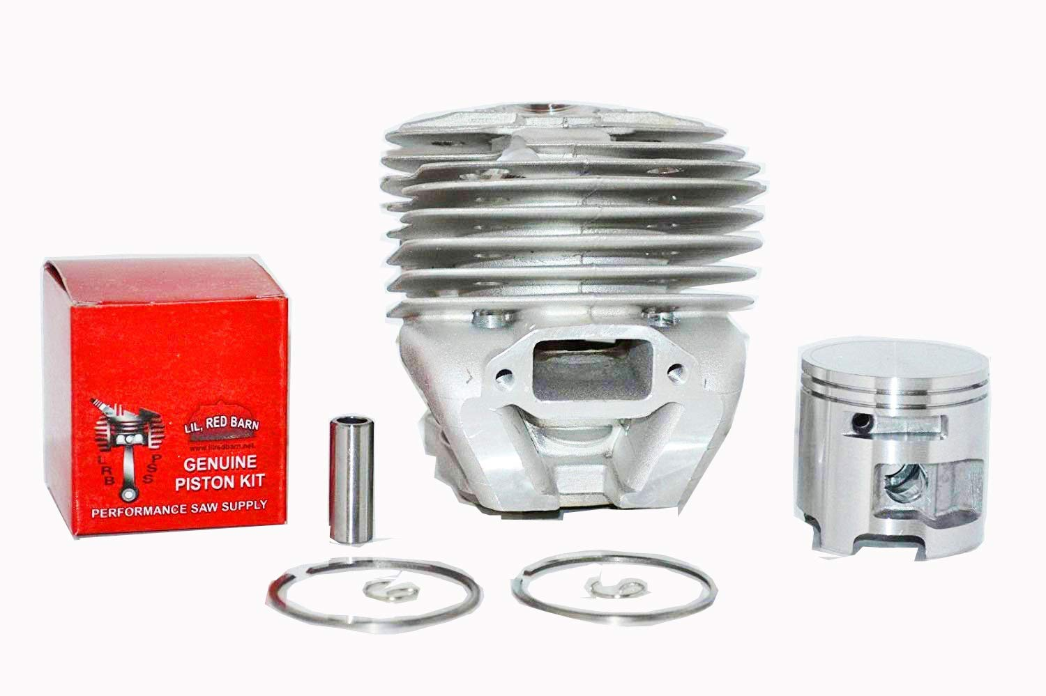 Lil Red Barn Husqvarna 575xp, 575, 570 Cylinder & Piston 51mm, Replaces Part # 537254102 Includes Installation Instructions!