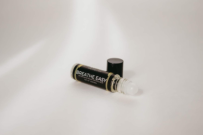 Breathe Easy Essential Oil Roller
