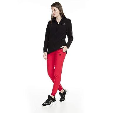 NEW BRAND N05BY - Pantalones de chándal para mujer (talla L ...