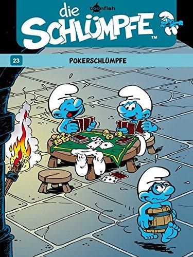 Die Schlümpfe. Band 23: Pokerschlümpfe Gebundenes Buch – 1. August 2011 Peyo Thierry Culliford Pascal Garray Splitter-Verlag