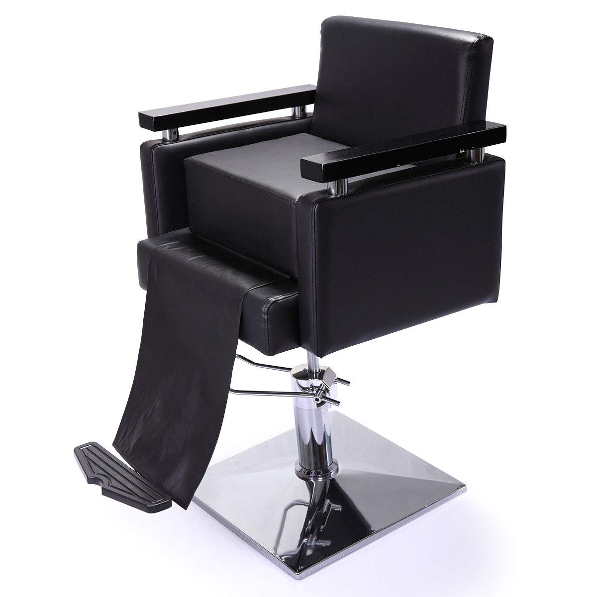 Salon Barber Seat Child Booster Styling Chair Cushion Black by BWM Co.