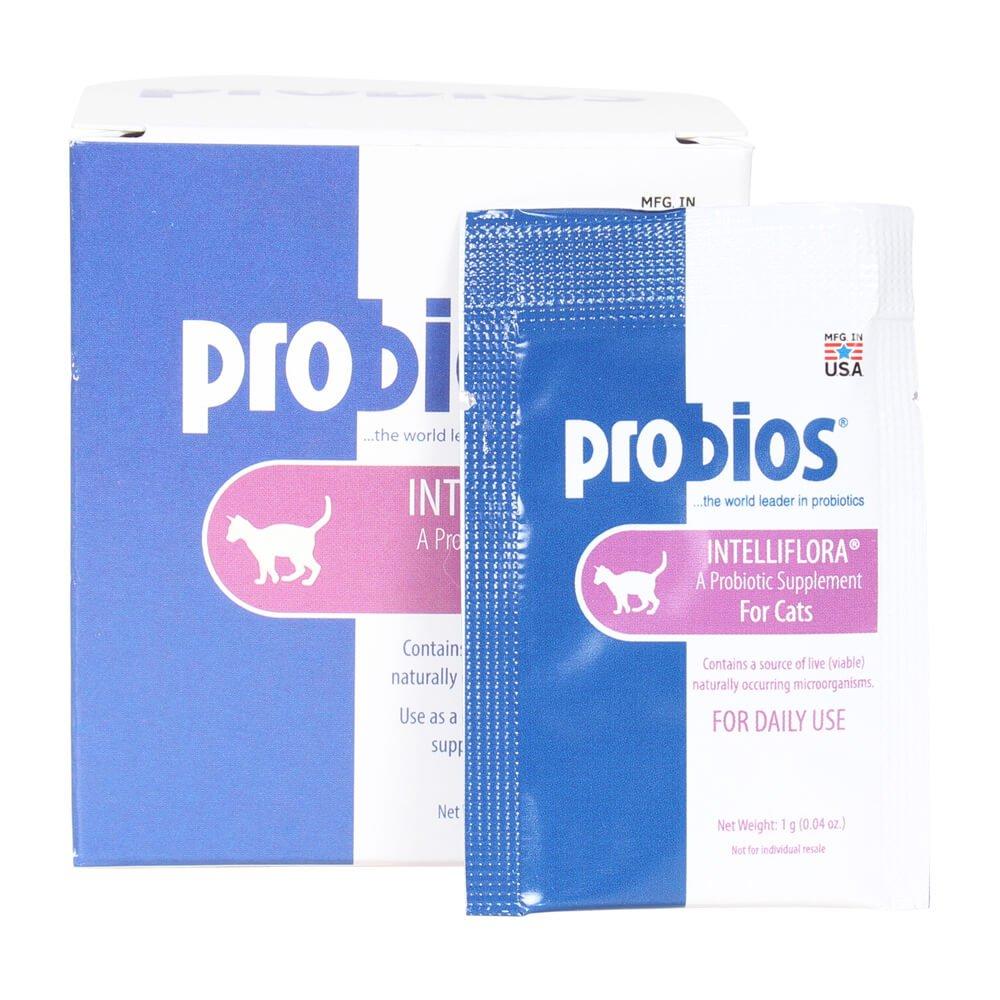Vet's Plus CHR-805 30 Sachets Probios Intelliflora Nutritional Supplement for Cats by Vet's Plus