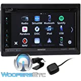"""Kenwood DNX576S 6.75"""" DVD Navigation Receiver with CarPlay and Android Auto"""