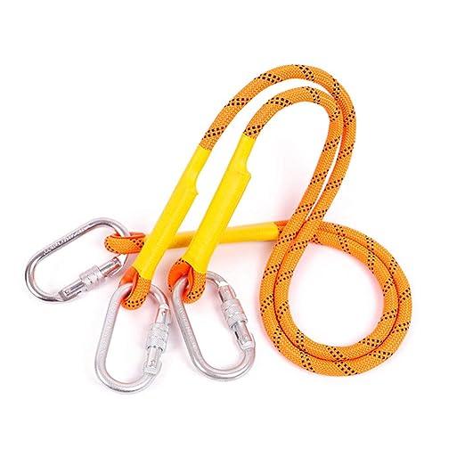 WYX Cuerda de protección contra caídas Lazo Sling Cuerda para el ...