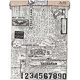 Advantus Idea-Ology Tissue Wrap, Postale, 12 by 15-Feet
