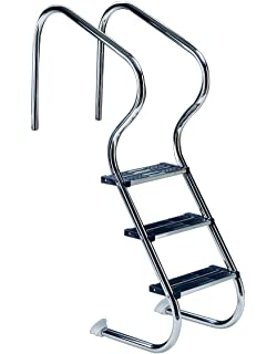 Escalera Acceso Fácil Astralpool - 3 peldaños dobles