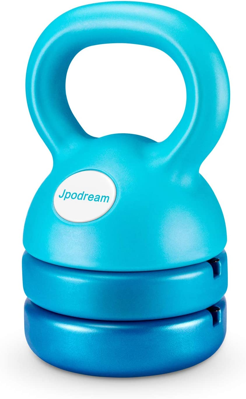 Jpodream Adjustable Kettlebell for Home and Gym