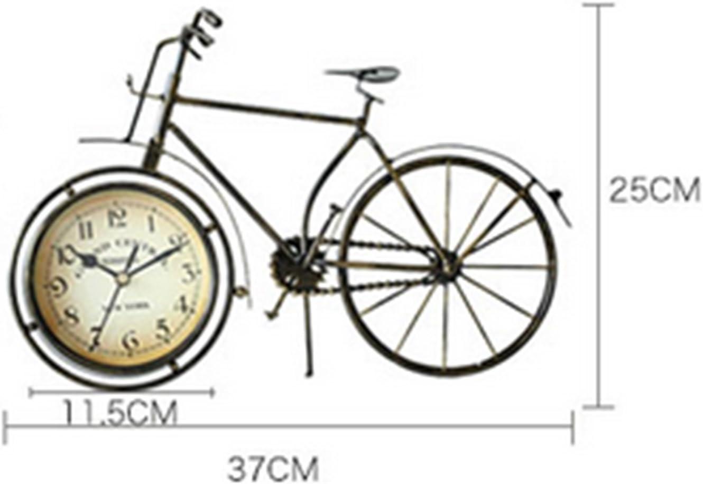 HQCC Reloj Continental Continental de Hierro Forjado de la ...