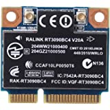 Baoyouls HP RT3090BC4 ProBook用ワイヤレスWiFiカードBluetooth 3.0 4520s WLAN Mini PCIexpress