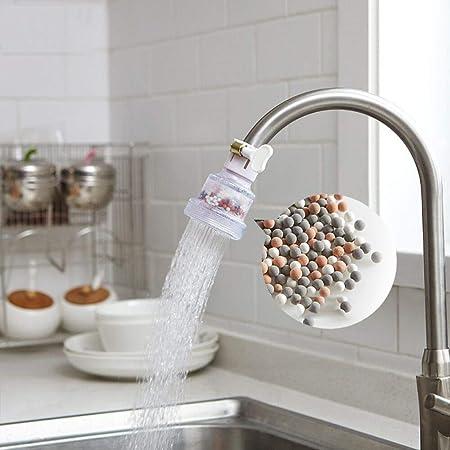 Romote el diseño de filtros retráctil Mini Grifo de la Cocina Grifo purificador de Agua Inicio Accesorios Filtro con Filtración: Amazon.es: Hogar