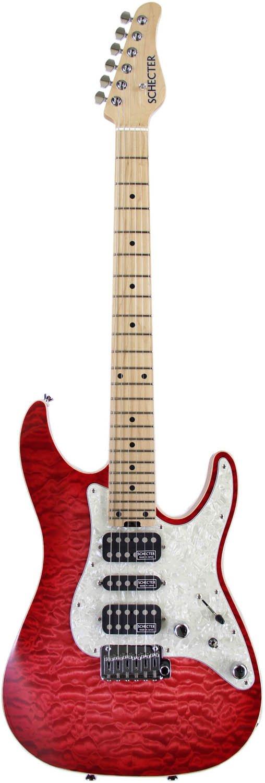 SCHECTER シェクター エレキギター Spot Model SD-DX-24-AS-VTR (RDNS/M) B01N5RFUXX