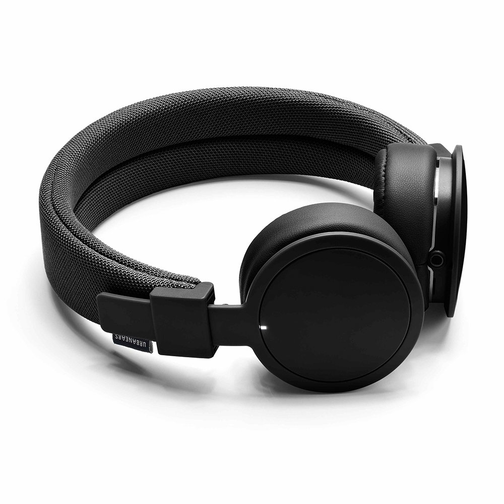 Urbanears Plattan ADV Wireless On-Ear Bluetooth Headphones, Black (4091098) by UrbanEars