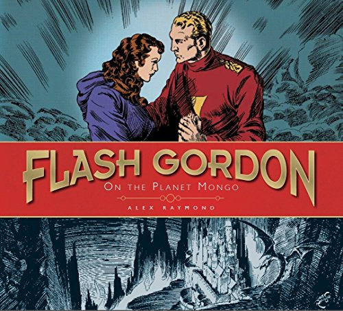 - On the Planet Mongo (The Complete Flash Gordon Library)